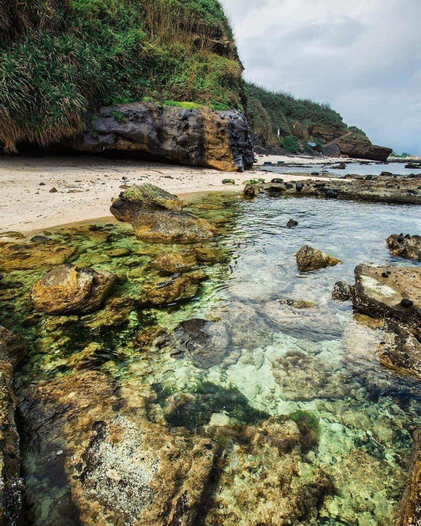 Biển Lý Sơn