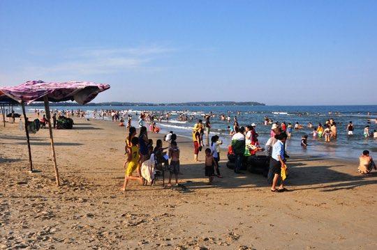Biển Mỹ Khê Quảng Ngãi